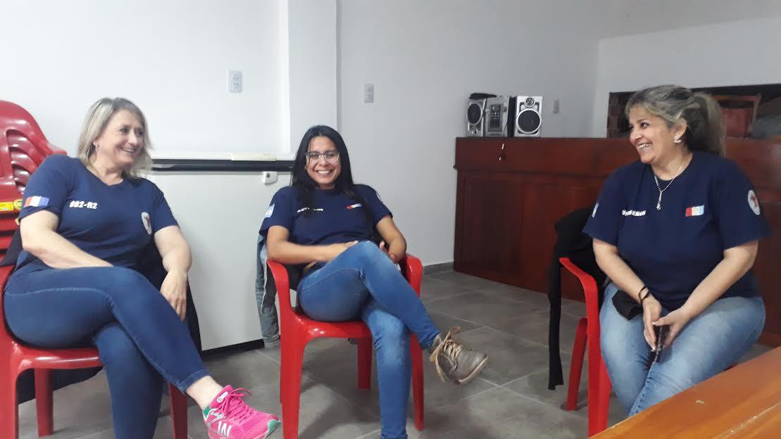 Malabrigo: Mujeres con valor y altruismo en la misión de ser bomberas voluntarias