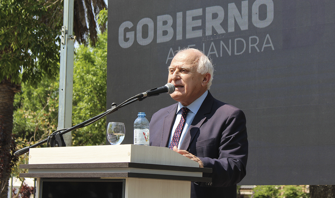 Lifschitz celebró los 150 años de la localidad de Alejandra