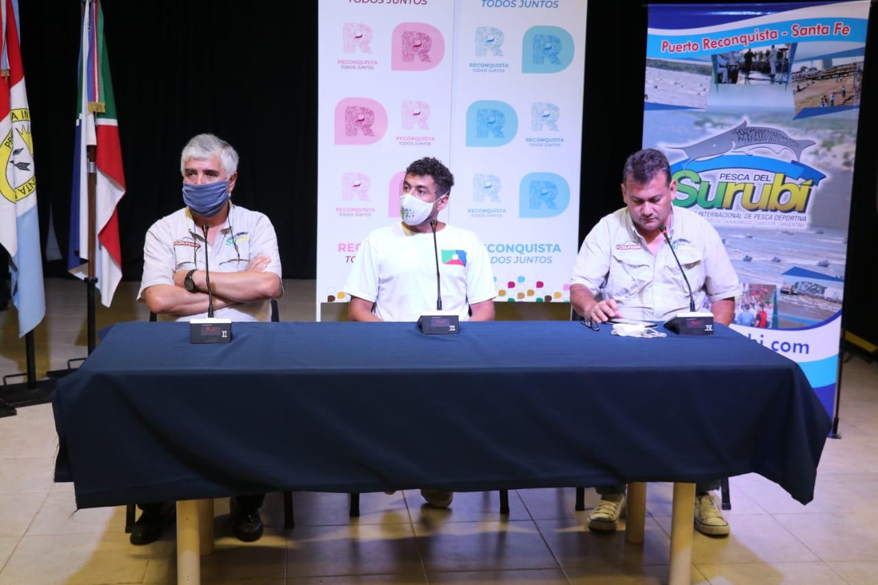 Se presentó el 34º Concurso Argentino de Pesca del Surubí