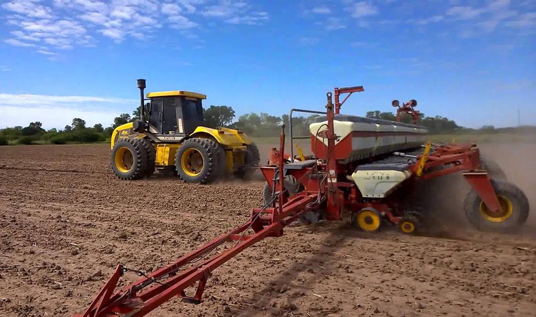 Concluyó la siembra de la soja y el maíz tardíos en el centro y norte de Santa Fe
